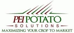 PEI Potato Solutions logo